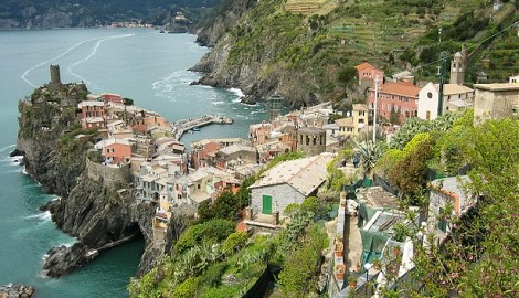 photo Vernazza La-Spezia (SP) - Italy